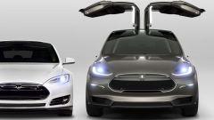 Tesla Model X - Immagine: 4