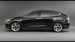 Tesla Model X - Immagine: 8
