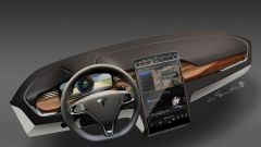 Tesla Model X - Immagine: 10
