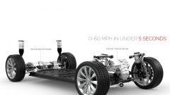 Tesla Model X - Immagine: 5