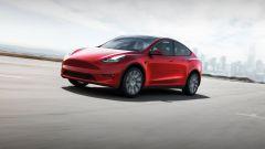 Tesla Model Y: come vederla dal vivo a Milano. Date e orari