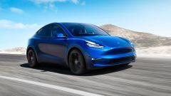 Tesla, gli aggiornamenti over-the-air per Model Y e le altre