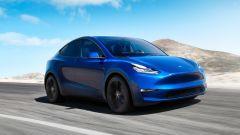 """Tesla Model Y, l'auto elettrica nel suo abito più """"S3XY"""" - Immagine: 2"""