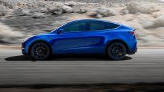 """Tesla Model Y, l'auto elettrica nel suo abito più """"S3XY"""" - Immagine: 3"""