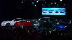 """Tesla Model Y, l'auto elettrica nel suo abito più """"S3XY"""" - Immagine: 5"""
