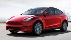 """Tesla Model Y, l'auto elettrica nel suo abito più """"S3XY"""" - Immagine: 7"""