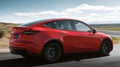 """Tesla Model Y, l'auto elettrica nel suo abito più """"S3XY"""" - Immagine: 8"""