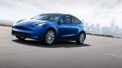 Tesla Model Y, il nuovo Suv elettrico presentato a Los Angeles