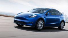 Tesla Model Y, online il configuratore. Prezzi da 57.000 euro - Immagine: 2