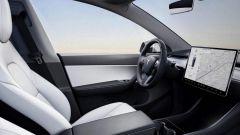 Tesla Model Y, online il configuratore. Prezzi da 57.000 euro - Immagine: 3