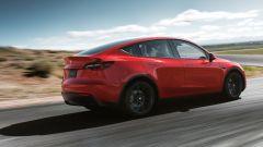 Tesla Model Y, via agli ordini anche in Italia