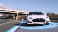 Tesla Navigate on Autopilot