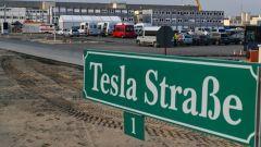 Incendio Tesla Gigafactory Berlino: atto vandalico dei Verdi?