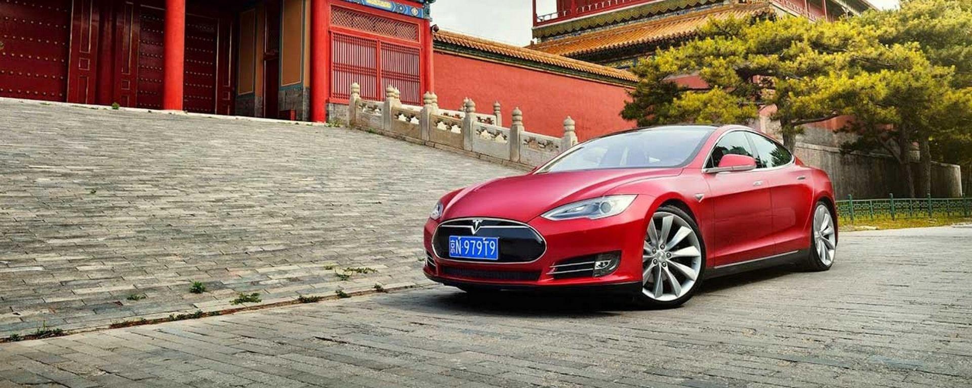 Tesla, nuovo impianto in Cina