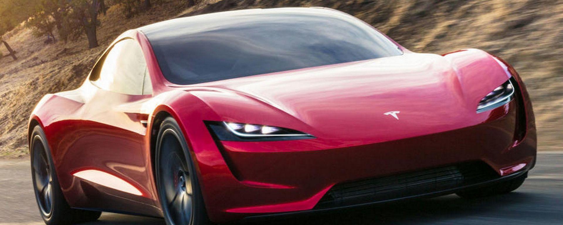 Tesla: pronta a svelare un nuovo modello a Basilea?