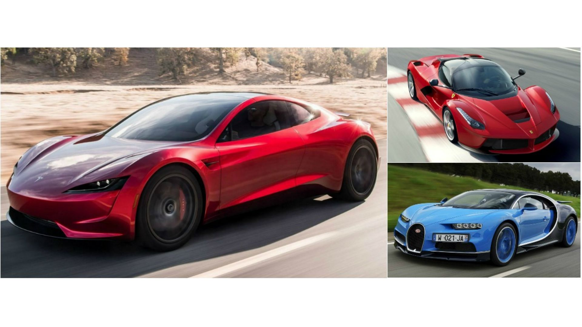 Tesla Roadster 2020 Vs Lamborghini Ferrari Amp C Drag Race