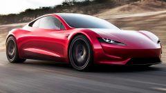 Nuova Tesla Roadster 2022: prestazioni record. Eccola in video