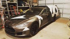 Tesla Roamer: il prototipo