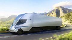 Tesla Semi, il camion elettrico