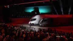 Tesla Semi: la presentazione con Elon Musk