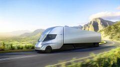 Tesla Semi: le prime unità in arrivo nel 2020