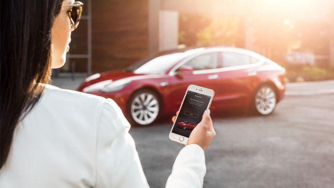 Tesla Smart Summon