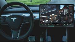 Tesla Software 11.0, appuntamento a Natale 2020
