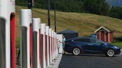 Tesla Supercharger, il brevetto è gratuito. Ma...