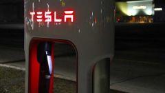 Tesla Supercharger, la rete di ricarica più
