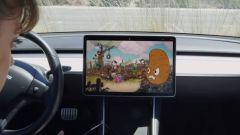 Tesla Toy Box: i videogiochi sulle auto elettriche americane