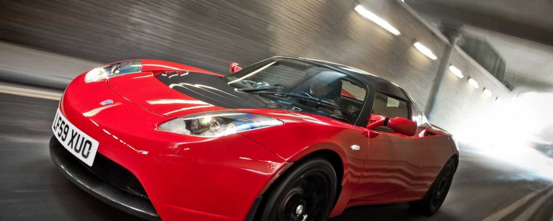 Tesla vs Top Gear: tutta colpa del Web