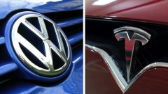 Tesla vs. Volkswagen: Model 3 batte VW Polo