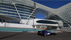 Test Abu Dhabi 2017, Charles Leclerc