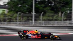 Test Abu Dhabi 2017, Max Verstappen