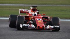 F1 2018, Test Abu Dhabi, Day 2: Vettel e la Ferrari primi davanti a Bottas e Verstappen