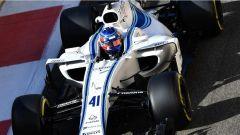 Test Abu Dhabi 2017, Sergey Sirotkin