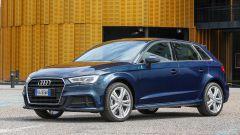 Audi A3 G-Tron nuovo motore e 400 km di autonomia a gas! - Immagine: 1