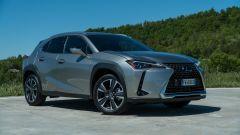Confronto SUV premium: Audi Q3, Range Rover Evoque, Lexus UX - Immagine: 50