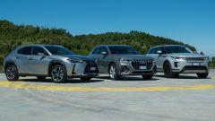 Confronto SUV premium: Audi Q3, Range Rover Evoque, Lexus UX - Immagine: 73