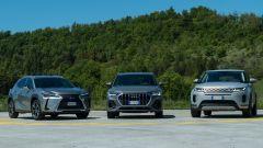 Confronto SUV premium: Audi Q3, Range Rover Evoque, Lexus UX - Immagine: 74