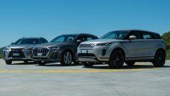Confronto SUV premium: Audi Q3, Range Rover Evoque, Lexus UX - Immagine: 75