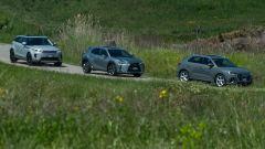 Confronto SUV premium: Audi Q3, Range Rover Evoque, Lexus UX - Immagine: 77