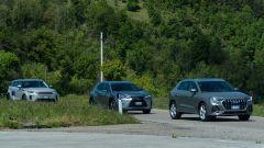 Confronto SUV premium: Audi Q3, Range Rover Evoque, Lexus UX - Immagine: 78