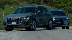 Confronto SUV premium: Audi Q3, Range Rover Evoque, Lexus UX - Immagine: 83