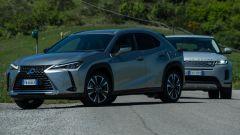 Confronto SUV premium: Audi Q3, Range Rover Evoque, Lexus UX - Immagine: 84