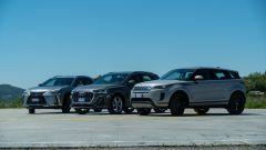 Confronto SUV premium: Audi Q3, Range Rover Evoque, Lexus UX - Immagine: 86