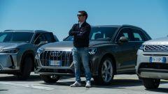 Confronto SUV premium: Audi Q3, Range Rover Evoque, Lexus UX - Immagine: 88