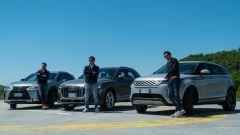 Confronto SUV premium: Audi Q3, Range Rover Evoque, Lexus UX - Immagine: 90