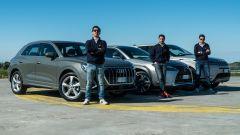 Confronto SUV premium: Audi Q3, Range Rover Evoque, Lexus UX - Immagine: 142