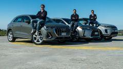 Confronto SUV premium: Audi Q3, Range Rover Evoque, Lexus UX - Immagine: 2
